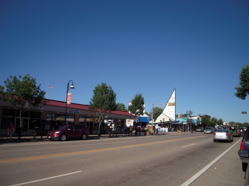 Downtown Dells