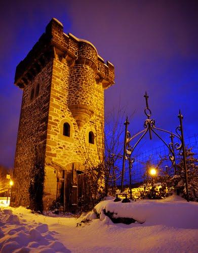 Torre y pozo de San Martín