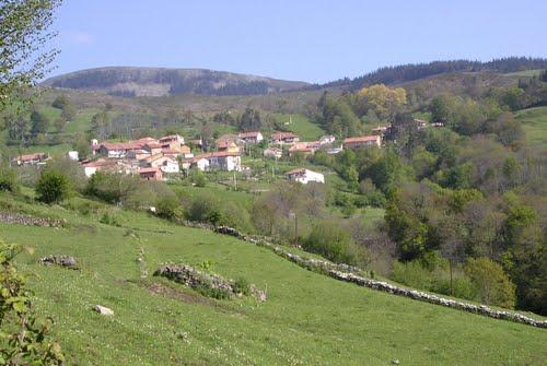 Vis al Pueblo de quintana de Toranzo,Cantabria