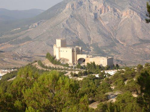 aar-Castillo de Vélez Blanco