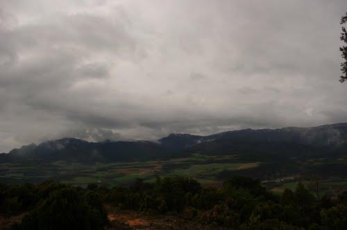 Sierra de Árcena (Artzena)