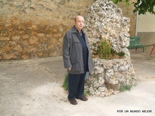 En el Pueblo de mi abuelo Arnaiz, Tobes-Rahedo (Burgos)