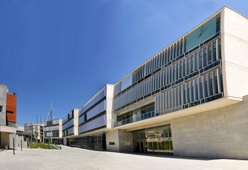 Panoramica nuevo Ayuntamiento San Vicente by G76