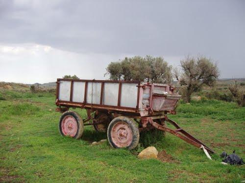 FITERO, REMOLQUE AGRICOLA