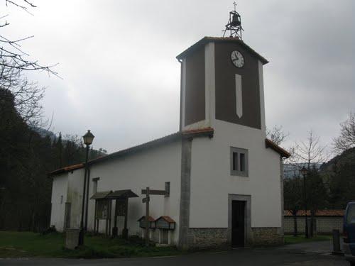 Ermita de San Isidro, Olatz