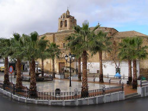 Iglesia de Villalba de los Barros