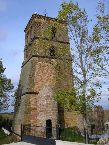 Torre Iglesia de San Miguel, Cervatos de la Cueza