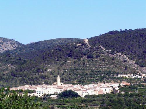 Panorámica-Benifallim (Alicante)