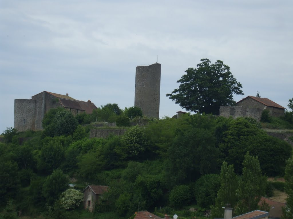Chateau de Châlus Chabrol