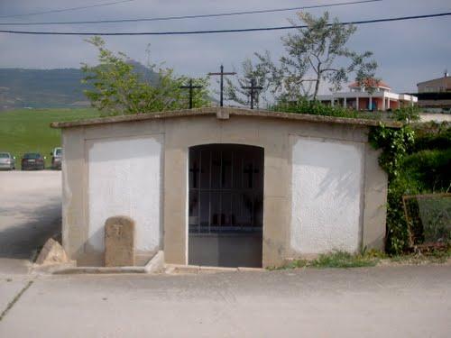 [ n_lrito ] Camino Santiago. Saliendo de Luquin