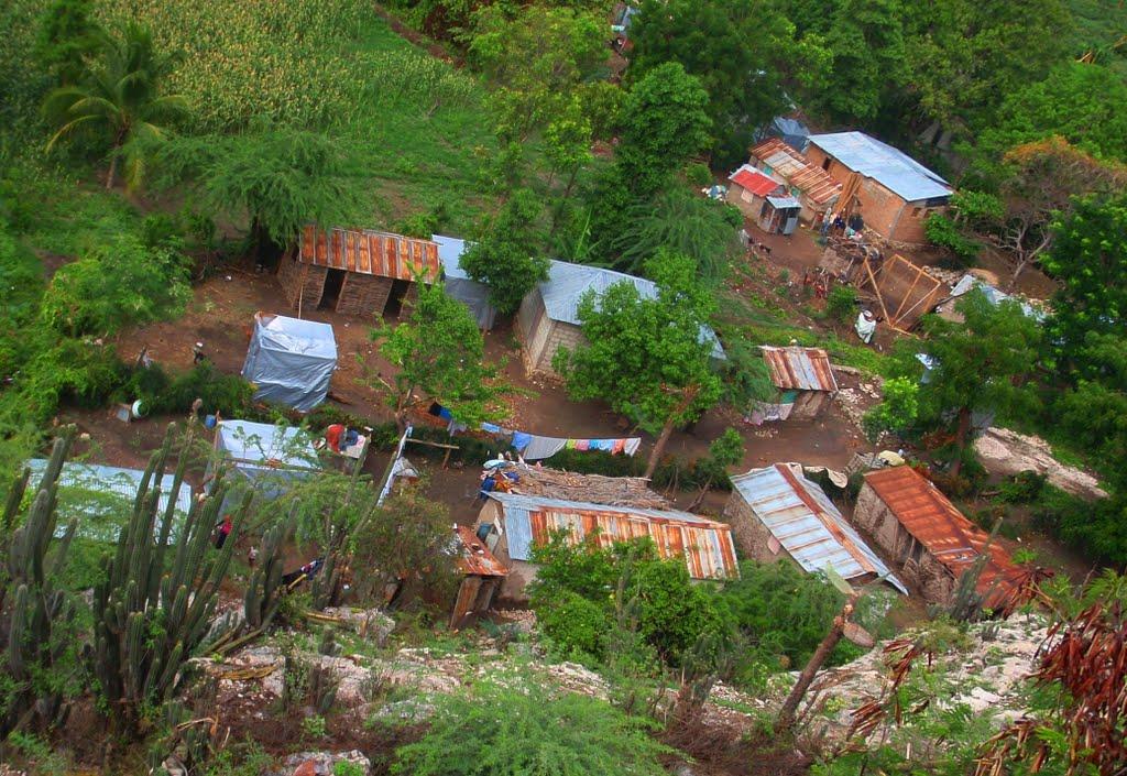 Small Neighbourhood outside Gonaïves
