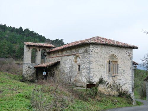 Iglesia de Villamanca.