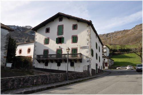 Casas de Almandoz