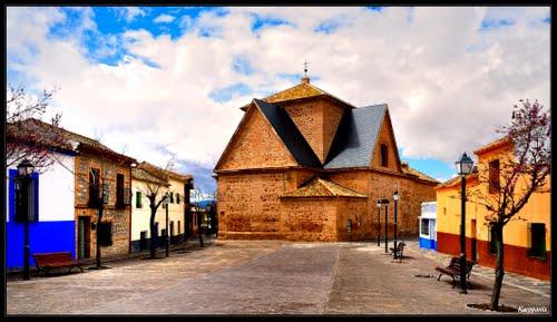 Plaza de Ramón y Cajal - Camuñas