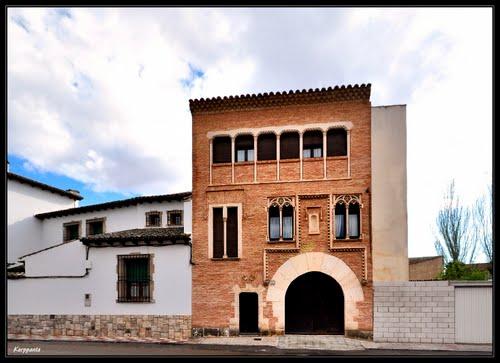 Palacete Judío - Quintanar de la Orden