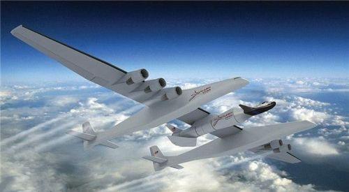 世界最大飞机将于今年完工