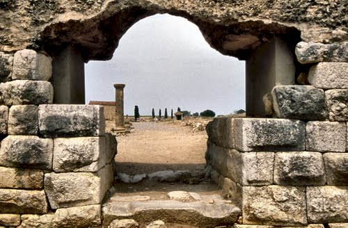 EMPURIES. La città romana