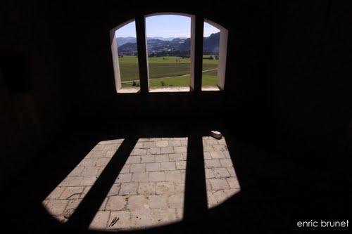 finestra amb vistes