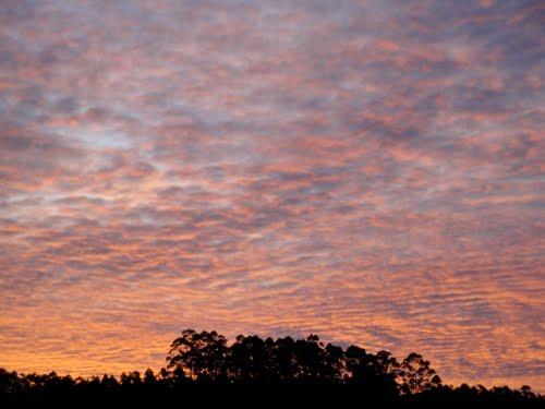 morning sunrise Vilaboa