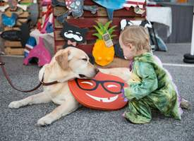 Enjoy a warm-up for Halloween at North Charleston Harvest Festival