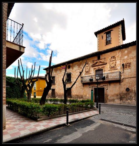 Palacio de los Rada - Quintanar de la Orden