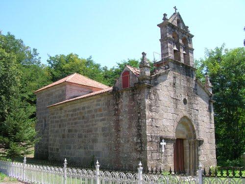 Iglesia de Santo Estevo de Cumiar