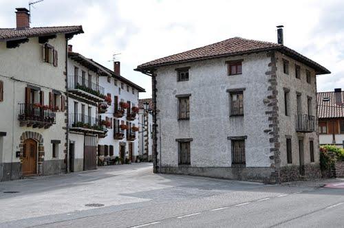 Casas de Olagüe