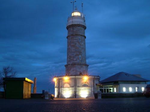 Faro de Cabo Mayor .