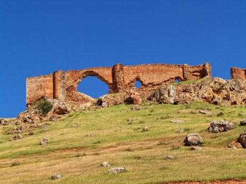 Ruinas del castillo de Montiel