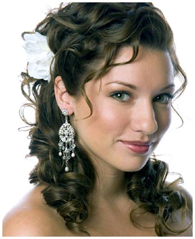 hairstyles for wedding guests with long hair