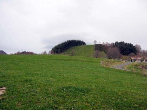 Murgil (464 m) a la vista