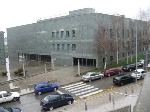 Auditorio Carmen Estévez. Villalba