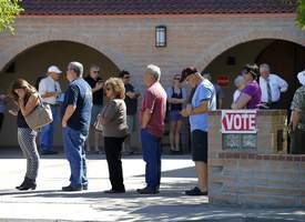 Experts say new voter ID laws, polling places could prove troublesome