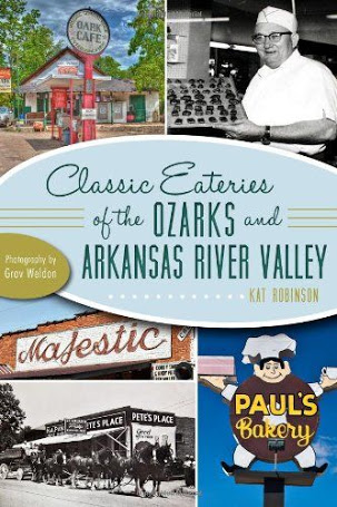 The north and west Arkansas book