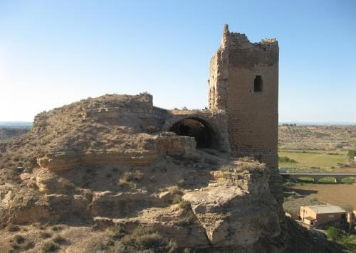 Castell de Sarroca de Lleida
