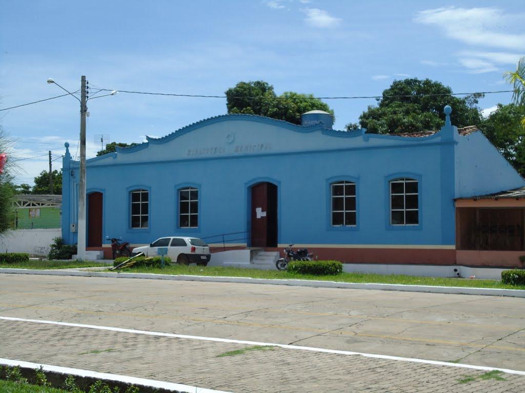 Biblioteca municipal de Óbidos