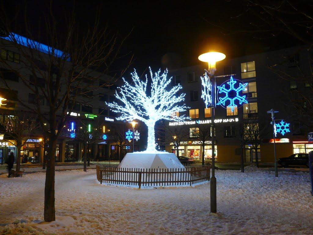 Germany_Berlin-Hellersdorf_bright christmas tree by night_P1180177.JPG