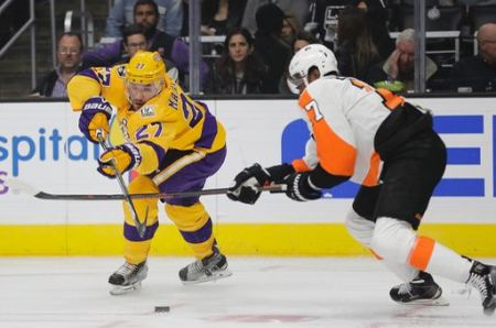 Quick is essential to LA Kings success this season