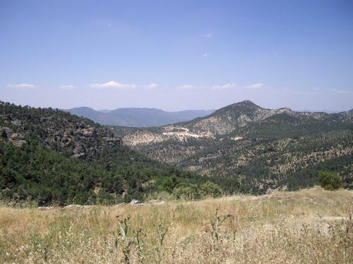 Vista desde Montalvo