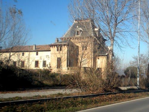 Santa Eugènia de Berga. La casa de la por.