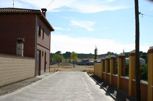 Segundo callejón de la Calle Arrabal