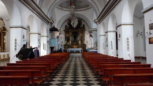 CASABERMEJA  IGLESIA NUESTRA SEÑORA DEL SOCORRO