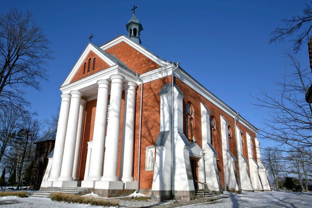 Vadžgirys St. Joseph Church (1924)