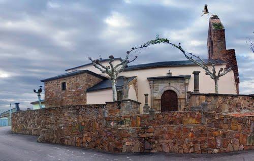 Iglesia de San Salvador - Burganes de Valverde