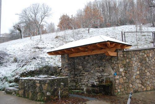 Fuente en Hedroso (Alta Sanabria)