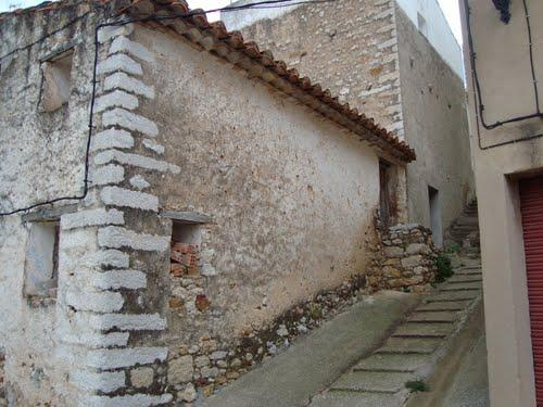 Forn, carrer forn, Vilar de Canes