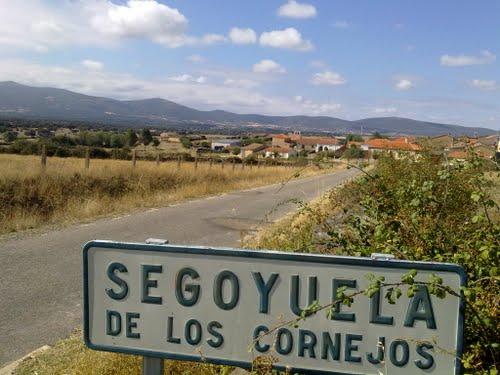 SEGOYUELA DE LOS CORNEJOS