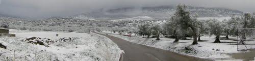 Panorámica Conquista de la Sierra Nevada