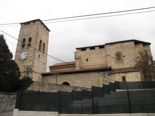 Iglesia fortificada de San Estaban Proto Mártir.