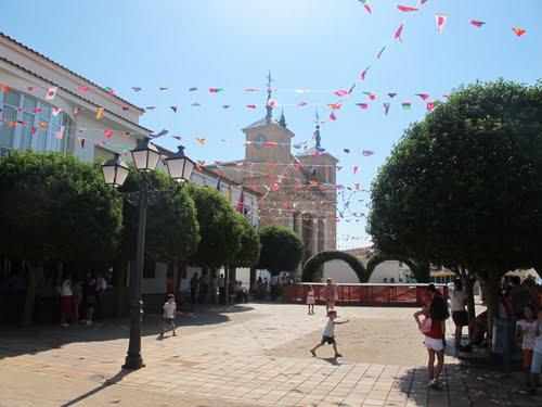 Plaza de Turleque.